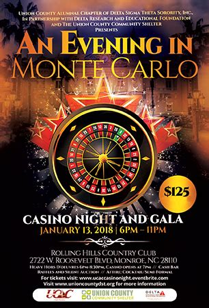 evening  monte carlo casino night  gala