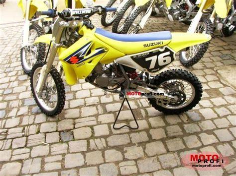 2006 Suzuki Rm 85 L