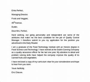Cover Letter Sample Word Free 9 Sample Professional Cover Letter Templates In Pdf