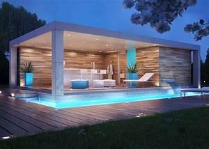 90 besten garten poolhaus bilder auf pinterest kleine for Französischer balkon mit poolhaus garten