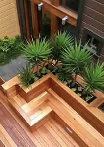 25, Diy, Wood, Planter, Box, Designs, For, Your, Garden