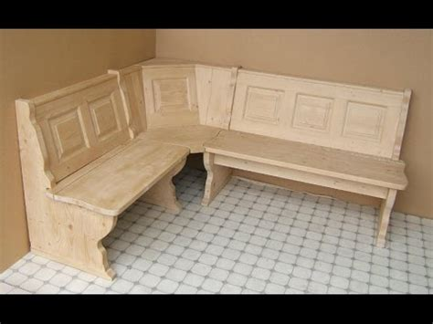 creative corner bench seating ideas youtube