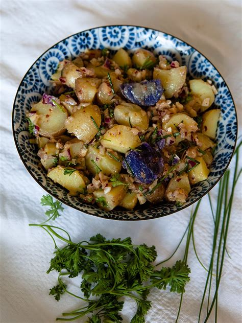 dijon cuisine vegan dijon potato salad healthy food