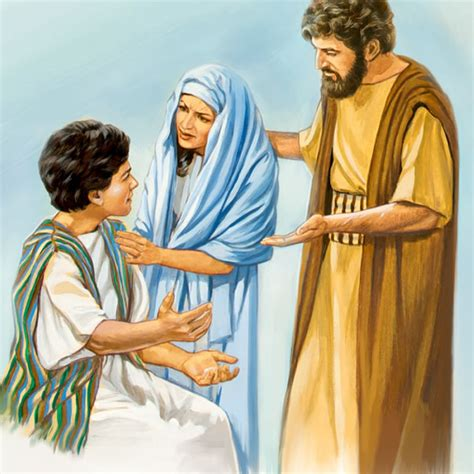 jesus und seine familie reisen nach jerusalem wachtturm