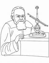 Coloring Pages Galileo Galilei Henry Thermometer Hudson Sheets Colouring Printable Activities History Social Mystery Getcolorings Science Grade Thermometers Visit Sketches sketch template