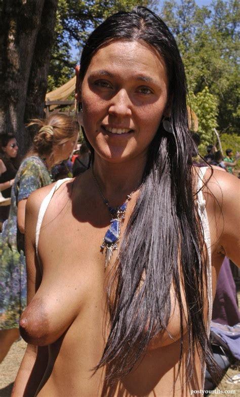 American Indian Natural Big Boobs