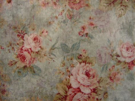 shabby chic blue vintage gorgeous design vintage floral wallpaper image french shabby chic pink roses large