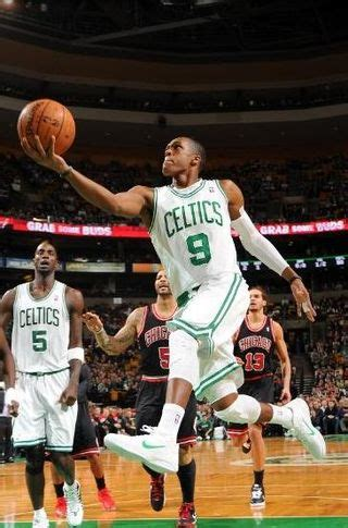 Rajon Rondo did a lot of things in 21 seconds