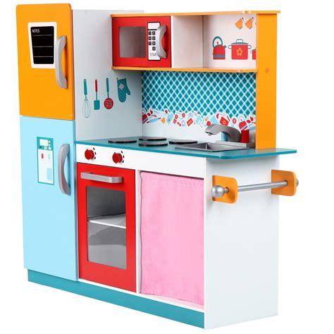 infantastic cocina de juguete  frigorifico horno