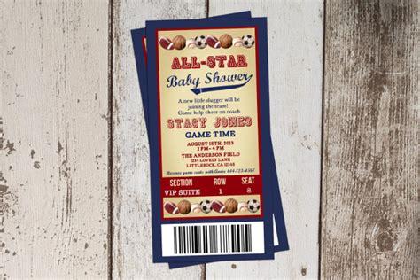 printable ticket templates psd ai indesign
