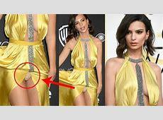 Emily Ratajkowski Disastrous Wardrobe Malfunction At