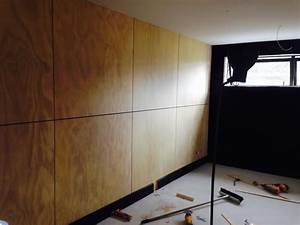 plywood walls, blonded, ply, interior design, buildme co