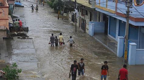 Hyderabad rains: Telangana CM asks ministers to monitor ...