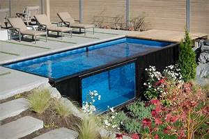 Container Pool Kaufen Preise : modpool shipping container pools uncrate ~ Michelbontemps.com Haus und Dekorationen