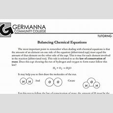 36 Best Images About Balancing Chemical Equations On Pinterest  Activities, Foundation And