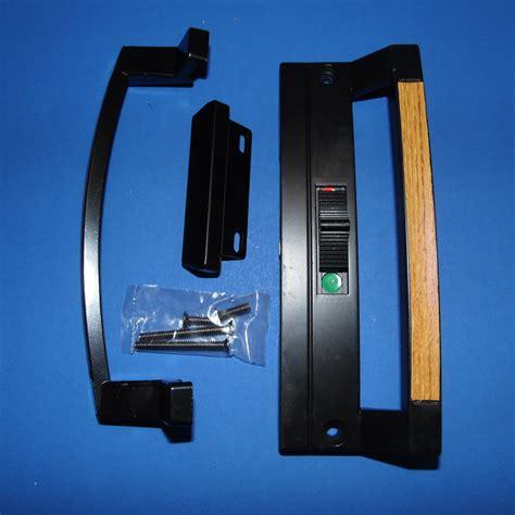norandex patio door handle 900 16317 black window repair
