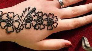 Easy Henna Designs For Beginners Step By Step step by step ...