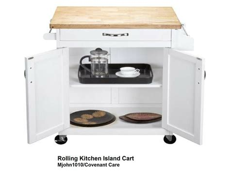 rolling kitchen cabinet for sale rolling kitchen island cart cabinet hardwood top white