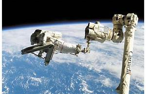 Photos: Canada's iconic Canadarm finds new home at Ottawa
