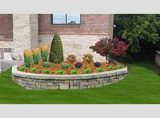 Catchy Collections Of Landscaping Ideas With Bricks