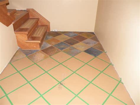 stonehaven simple pleasures painted faux slate tile
