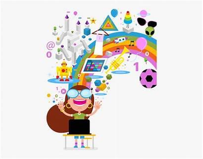 Creative Clipart Creativity Teacher Clip Webstockreview Microsoft