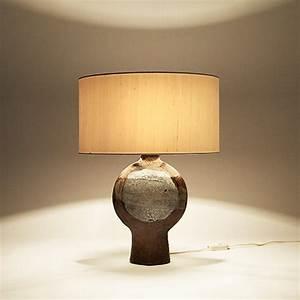Pied De Lampe Ceramique : pied de lampe c ramique maill e ~ Teatrodelosmanantiales.com Idées de Décoration