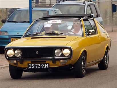 Renault R17 Tl Ts 1973 Decouvrable Vendre