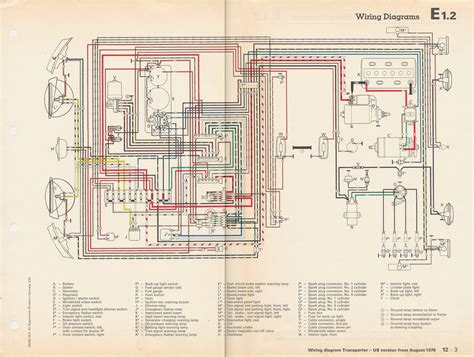 1977 Vw Bu Wiring Diagram by Relay Layout For A Bay Window 1971