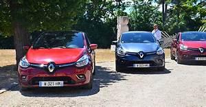 Clio 4 2017 : renault clio 4 le best seller re oit un restylage de mi carri re ~ Gottalentnigeria.com Avis de Voitures