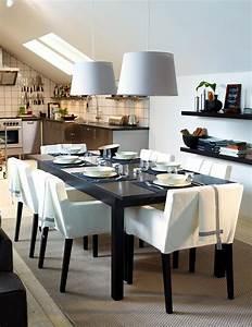 Ikea Weiße Stühle : know how bequeme st hle f r mehr geselligkeit bild 2 sch ner wohnen ~ Watch28wear.com Haus und Dekorationen