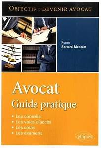 Rahman Pradeep  Objectif Devenir Avocat Guide Pratique Pdf