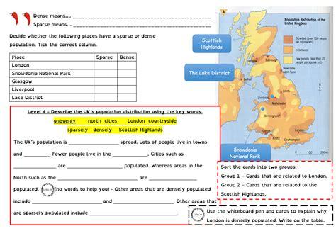 population density worksheet worksheets ratchasima