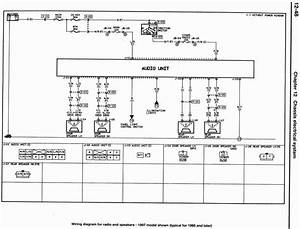 Wiring Diagram For Mazda 323