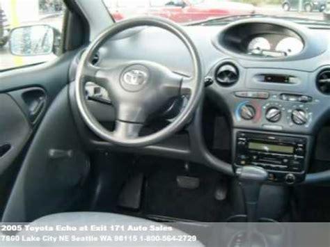 toyota echo   exit  auto sales  seattle