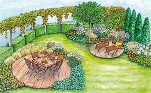 Pinterest Ohne Anmeldung Garten : einladende sitzpl tze mit sichtschutz ~ Watch28wear.com Haus und Dekorationen