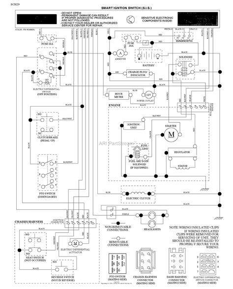 husqvarna gt48xlsi 96043017700 2013 11 parts diagram for schematic