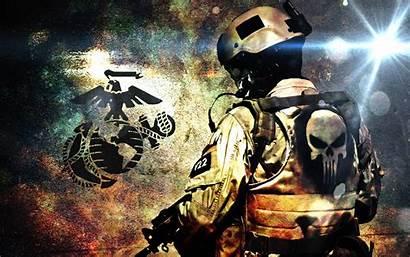 Marines Marine Wallpapers Desktop Corps Backgrounds United