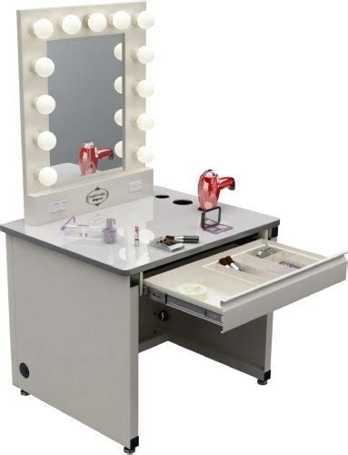 Broadway Lighted Vanity Makeup Desk by 17 Best Images About Closet Ideas On