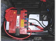Batterie particolari sulla BMW X5 Riparando