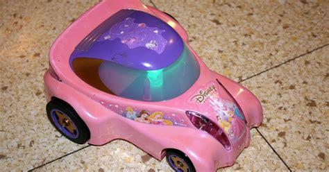 Saving A Disney Princess Remote Controlled Car