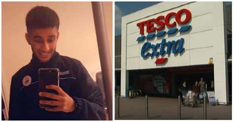 simply   funny effect  working  tesco