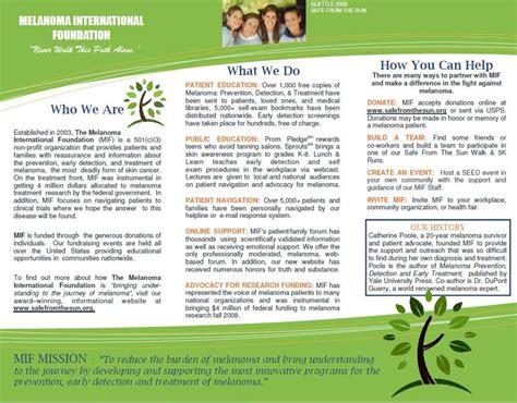contoh brosur bahasa inggris  tema berbeda  mudah belajar bahasa inggris