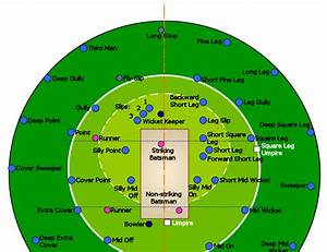 Tips Of Cricket  Field Positions In Cricket In Very Easy