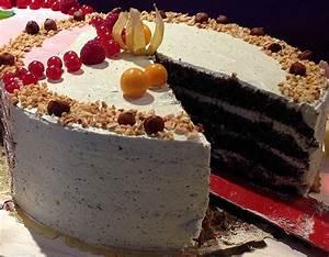 Vegane Rezepte Kuchen : nuss nougat torte vegane naschkatzen ~ Frokenaadalensverden.com Haus und Dekorationen