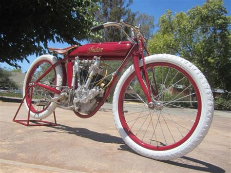 1912 Indian 916 Scale Replica Board Track Racer For Sale