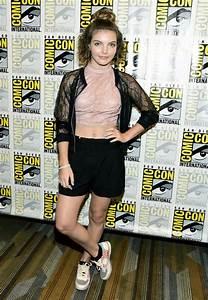 Camren Bicondova - 'Gotham' Press Line at Comic-Con ...
