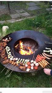 Grillen Und Chillen : feuerschalen grill la ronda grillen chillen rundes grillerlebnis mit lagerfeuer romantik ~ Orissabook.com Haus und Dekorationen