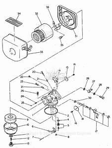 Robin  Subaru Ec10d Yamamoto Parts Diagram For Carburetor  Air Cleaner