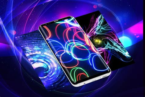 neon  hd wallpapers themes  apk